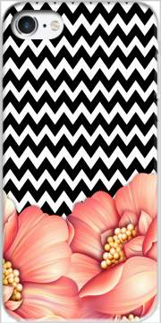 flower power and chevron Case for Iphone 7 / Iphone 8