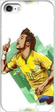 Football Stars: Neymar Jr - Brasil Case for Iphone 7 / Iphone 8