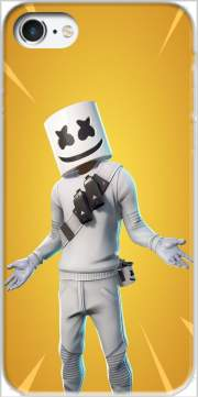 Fortnite Marshmello Skin Art Case for Iphone 7 / Iphone 8