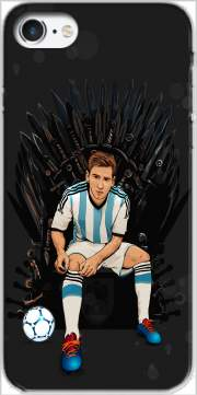 Game of Thrones: King Lionel Messi - House Catalunya Case for Iphone 7 / Iphone 8