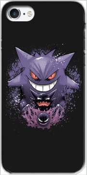 Gengar Evolution ectoplasma Case for Iphone 7 / Iphone 8