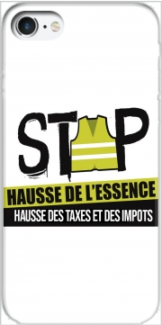 Gilet Jaune Stop aux taxes for Iphone 7 / Iphone 8