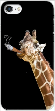 Girafe smoking cigare Case for Iphone 7 / Iphone 8