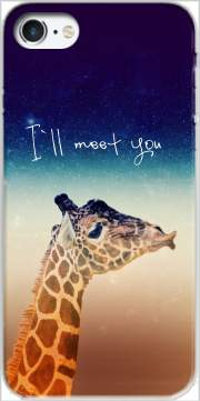 Giraffe Love - Left Iphone 7 / Iphone 8 Case