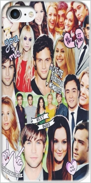 Gossip Girl Fan Collage Case for Iphone 7 / Iphone 8