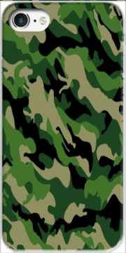 Green Military camouflage Case for Iphone 7 / Iphone 8