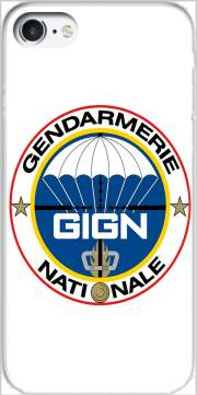 Groupe dintervention de la Gendarmerie nationale - GIGN Case for Iphone 7 / Iphone 8