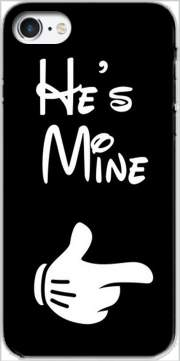 he's Mine - in love Case for Iphone 7 / Iphone 8