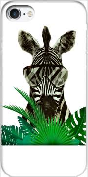 Hipster Zebra Style Case for Iphone 7 / Iphone 8