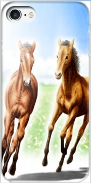 Horse And Mare Case for Iphone 7 / Iphone 8