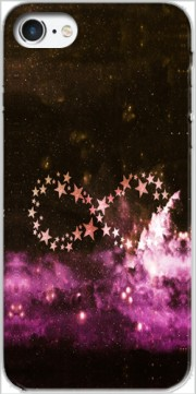 Infinity Stars purple Case for Iphone 7 / Iphone 8