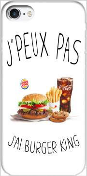 Je peux pas jai Burger King Iphone 7 / Iphone 8 Case