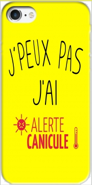 Je peux pas jai canicule Case for Iphone 7 / Iphone 8