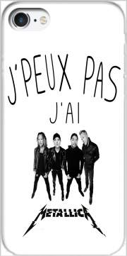 Je peux pas jai Metallica Iphone 7 / Iphone 8 Case