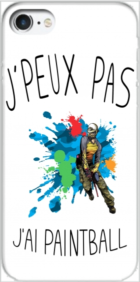 Case Je peux pas jai Paintball for Iphone 7 / Iphone 8