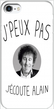 Je peux pas jecoute Alain Souchon Case for Iphone 7 / Iphone 8