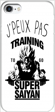 Je peux pas Training to go super saiyan Case for Iphone 7 / Iphone 8