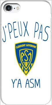 Je peux pas ya ASM - Rugby Clermont Auvergne Case for Iphone 7 / Iphone 8