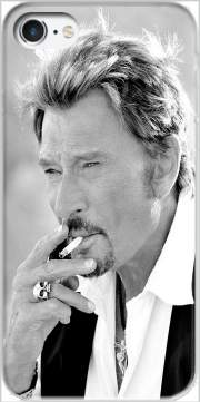 johnny hallyday Smoke Cigare Hommage Case for Iphone 7 / Iphone 8