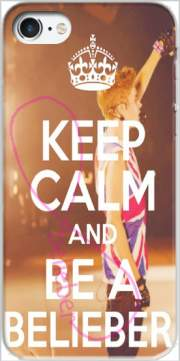 Keep Calm And Be a Belieber Case for Iphone 7 / Iphone 8