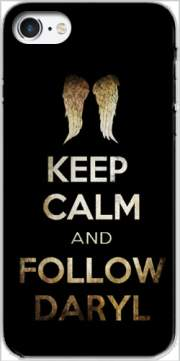 Keep Calm and Follow Daryl Case for Iphone 7 / Iphone 8