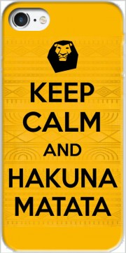 Keep Calm And Hakuna Matata Case for Iphone 7 / Iphone 8
