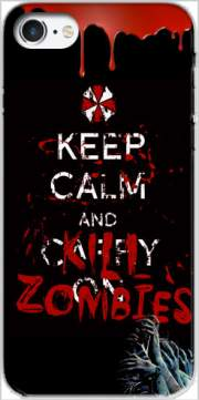 Keep Calm And Kill Zombies Case for Iphone 7 / Iphone 8