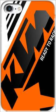 KTM Racing Orange And Black for Iphone 7 / Iphone 8
