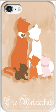Les aristochats minimalist art Case for Iphone 7 / Iphone 8