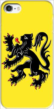 Lion des flandres Iphone 7 / Iphone 8 Case