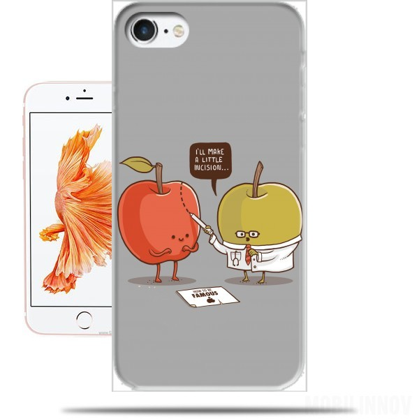 Case Famous Apple for Iphone 7 / Iphone 8