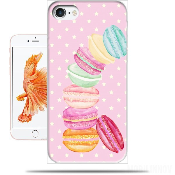 Case MACARONS for Iphone 7 / Iphone 8