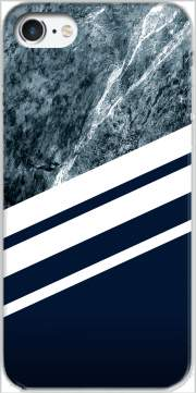 Marble Navy Case for Iphone 7 / Iphone 8
