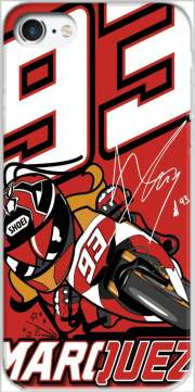 Marc marquez 93 Fan honda Case for Iphone 7 / Iphone 8