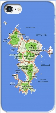 Mayotte Carte 976 Iphone 7 / Iphone 8 Case