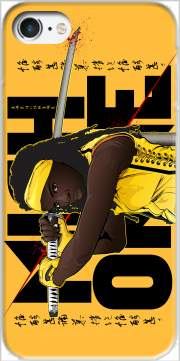 Michonne - The Walking Dead mashup Kill Bill Case for Iphone 7 / Iphone 8