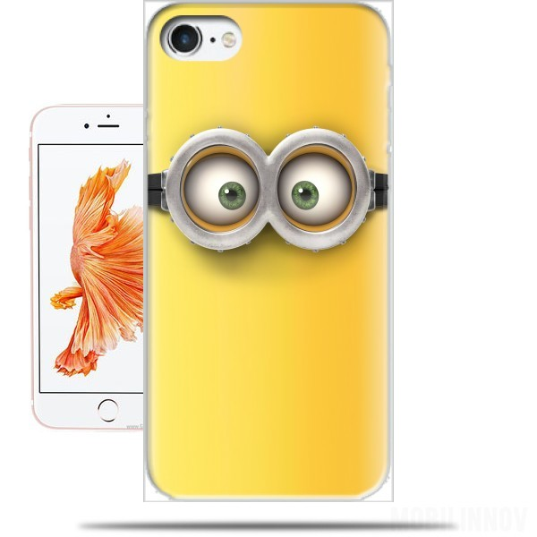 Case minion 3d  for Iphone 7 / Iphone 8