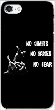 MMA No Limits No Rules No Fear Case for Iphone 7 / Iphone 8