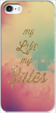 My life My rules Case for Iphone 7 / Iphone 8