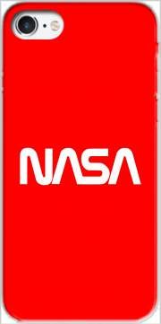 Nasa Red Logo Fail Case for Iphone 7 / Iphone 8