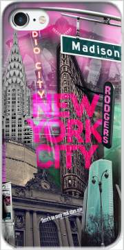 New York City II [pink] Case for Iphone 7 / Iphone 8