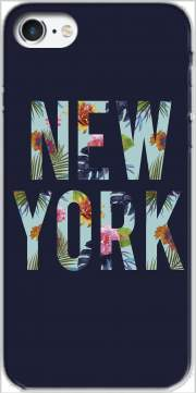 New York Floral Case for Iphone 7 / Iphone 8