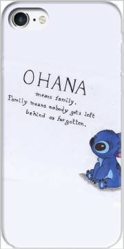 Ohana Means Family for Iphone 7 / Iphone 8