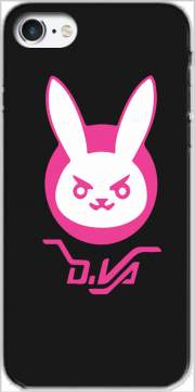 Overwatch D.Va Bunny Tribute Case for Iphone 7 / Iphone 8