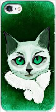 Painting Cat for Iphone 7 / Iphone 8