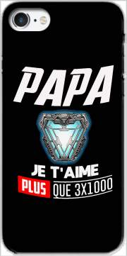 Papa je taime plus que 3x1000 Case for Iphone 7 / Iphone 8