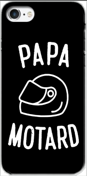 Papa Motard Moto Passion Case for Iphone 7 / Iphone 8