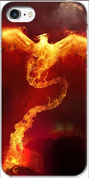 Phoenix in Fire Case for Iphone 7 / Iphone 8