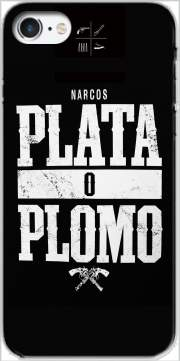 Plata O Plomo Narcos Pablo Escobar Case for Iphone 7 / Iphone 8