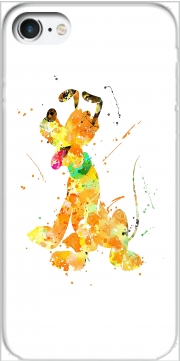Pluto watercolor art Case for Iphone 7 / Iphone 8